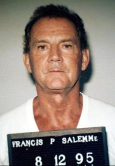 "Francis ""Cadillac Frank"" Salemme in 1995."